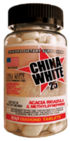 Cloma Pharma China White 25 100tab