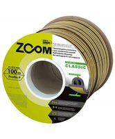 Уплотнитель самоклеящийся P, коричневый, Classic ZOOM