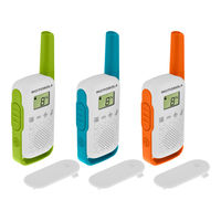 Рация Motorola Talkabout T42 Triple Pack, B4P00811MDKMAW