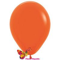 cumpără Balon de latex  Orange-  30 cm în Chișinău