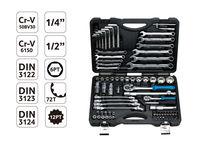 Набор ключей Fixtec FHST2076