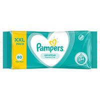 Влажные салфетки Pampers Sensitive 80 шт