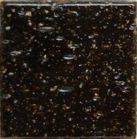 Мозайка стеклянная A19 (чорно -коричневая)