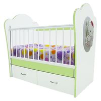 Bambini BM Princess White Green