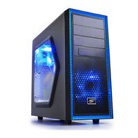 "Корпус DEEPCOOL ""TESSERACT SW-RD"" ATX CASE"