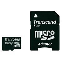 16GB MicroSD Card + SD Adapter