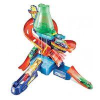 Mattel Hot Wheels Трек Научная лаборатория Взрыв цвета