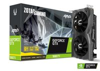 ZOTAC GeForce GTX 1660 Ti  AMP! Edition 6GB DDR6, 192bit,