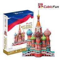 CubicFun 3D Basil's Cathedral