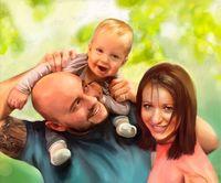 купить Семейный портрет в Кишинёве
