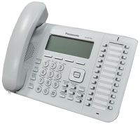 PANASONIC IP-DPT Panasonic KX-NT543RU, серебристый