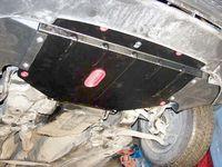 ! AUDI  Audi a4A 4 1998 - 2002 ЗАЩИТА КАРТЕРА Защита двигателя металл SHERIFF
