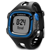 Garmin Forerunner 15 - Large - Black & Blue