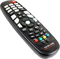 купить Пульт для спутниковых ресиверов Redline TS140 Super HD/Redline TS 140 Mega HD в Кишинёве