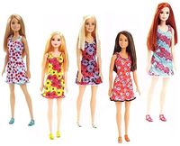 Mattel Барби кукла Супер стиль