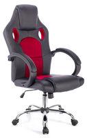 Офисное кресло Deco F-83 Red/Black