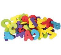 Набор для купания Nuby Alphabet (36 шт)