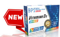 Витамин Д3 капсулы 2500 ME №30