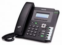 IP Phone UC802, (2 VoIP accounts, 34 keys including 7 programmable keys, 2 line keys 5 BLF keys 3 fu