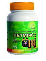 Витаминно-минеральная добавка Petmix для взрослых  котов    150 табл