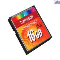 """16GB CompactFlash Card Transcend """"TS16GCF133"""""""