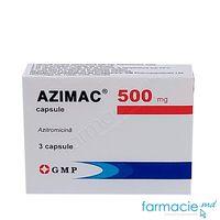 Azimac® caps. 500 mg N3