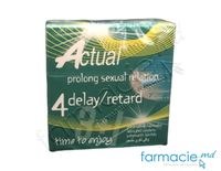 Prezervative Actual N4 Delay (prolongate)(TVA8%)
