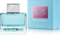 Antonio Banderas Blue Women EDT 80ml + Body Lotion 75ml