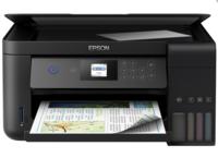 Epson L4160, Auto-Duplex Copier/Printer/Scanner, A4, Wi-Fi / Wi-Fi Direct, iPrint, 33/15 pg/min, Auto-Duplex Printing, CiSS, print: 5760x1440, scan: 1200x2400, USB2.0