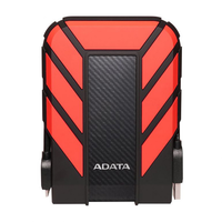 """Внешний жесткий диск 2.5"""" ADATA HD710 Pro Red"""