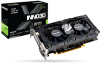 INNO3D GeForce GTX 1070 X2 V4 / 8GB DDR5, 256bit