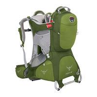Рюкзак для переноски детей Osprey Poco AG Plus, SMU00016
