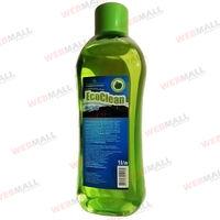 Жидкость в бачок омывателя  -20C 1L Зеленое яблоко, EcoClean -20 1L Яблоко
