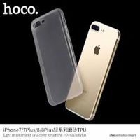 Hoco Light Series Frosted TPU Iphone 7/8,  Black
