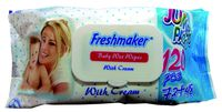 Салфетки влажные Freshmaker Jumbo pack 120шт  с крышкой