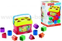 Fisher-Price K7167 Ведёрко с кубиками