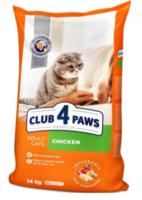 Клуб 4Лапы для кошек ,птица ,14кг