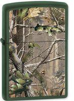 Zippo 28079 Realtree APG Green Matte