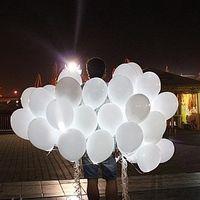 Светящиеся гелиевые шарики