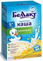 Беллакт каша молочная кукурузная (5m+) 200 гр.