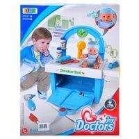 Essa Toys Набор доктора с ребенком 18 эле
