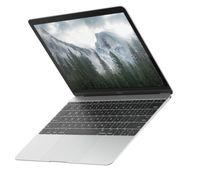 APPLE MacBook MJY32RSA, серый