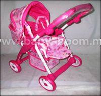 Baby Mix ME-9388S-M1001W Коляска для куклы