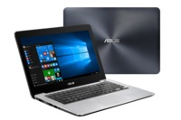 """NB ASUS 13.3"""" X302UA (Core i3-6006U 8Gb 256Gb) 13.3"""" Full HD (1920x1080) Non-glare, Intel Core i3-6006U (2x Core, 2.0GHz, 3Mb), 8Gb (4Gb Onboard + 4Gb) PC3-12800, 256Gb SATA, Intel HD Graphics, HDMI, Gbit Ethernet, 802.11n, Bluetooth, 1x USB 3.0, 2x USB 2.0, Card Reader, HD Webcam, DOS, 2-cell 38 WHrs Polymer Battery, 1.6kg, Black/Silver"""