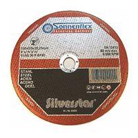 Sonnenflex Диск отрезной стальной 115мм Silverstar 115мм