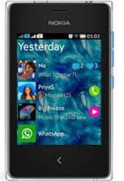 Nokia Asha 502 Dual Sim (Cyan)