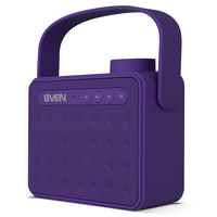SVEN PS-72BL 6W, Purple Bluetooth Portable Speaker