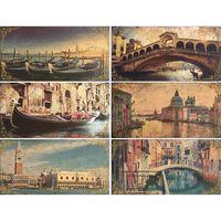 Latina Ceramica Декор Venezia Conjunto 25x50см