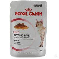 Royal Canin Instinctive Jelly - cat pouch - 85 г