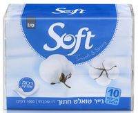 Sano туалетная бумага Soft Cut, 100х100 см